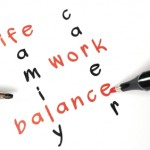 Work life balance - career, family, life