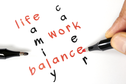 Balance work and family life